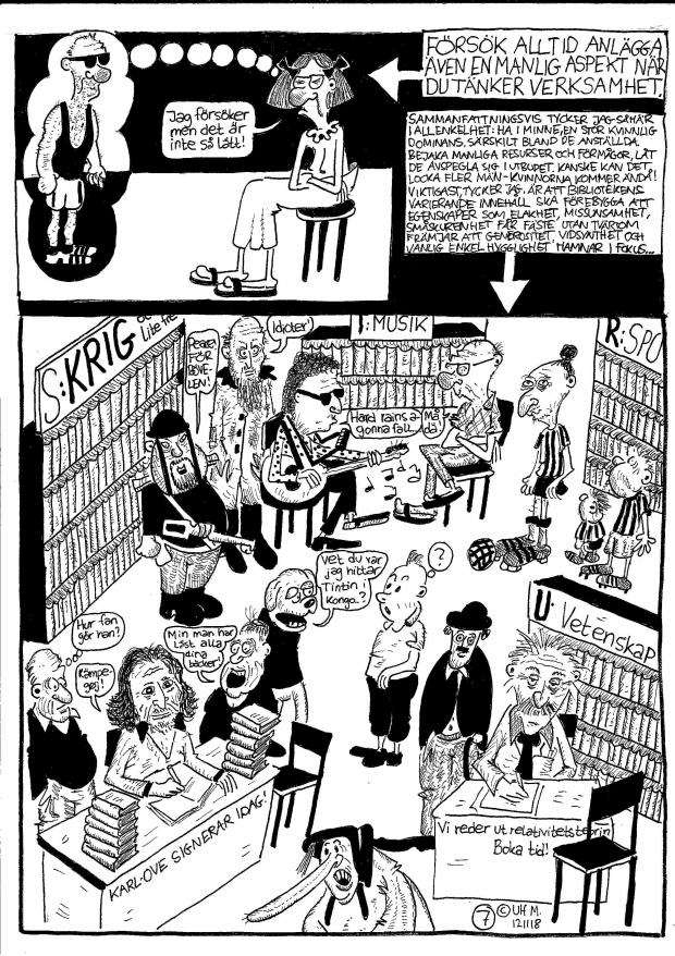 kön och bibliotek 7